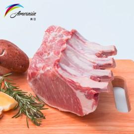 Duroc Pork Rack