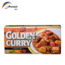 S & B 咖哩甘口 (10盒/排)