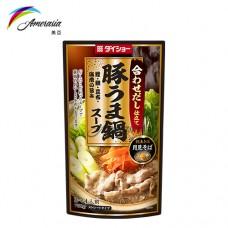 海鮮風味豚肉湯底
