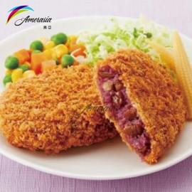 鹿兒島紫芋栗子薯餅