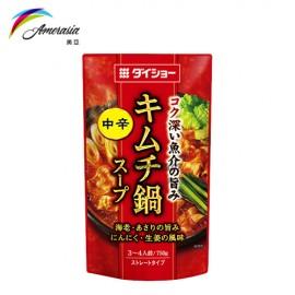 韓式中辛泡菜湯底