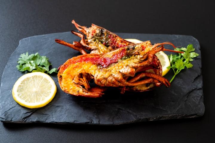 法式焗龍蝦